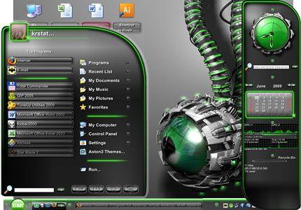 Скриншот Aston