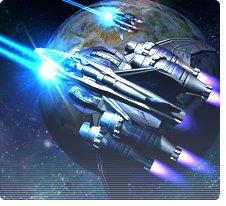 StarBlaze2 захватывающая космическая стрелялка..